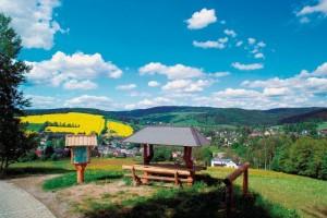 Kuren in Deutschland: Umgebung von Bad Brambach