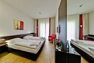 Kuren in Deutschland: Wohnbeispiel im Santé Royal Resort in Bad Brambach
