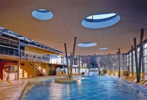 Kuren in Deutschland: Bade- und Wellness-Landschaft Bad Brambach - Santé Royal Resort in Bad Brambach