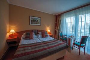 Kuren in Deutschland: weiteres Wohnbeispiel im Santé Royal Resort in Bad Brambach