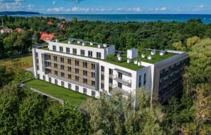 Kuren in Polen: Blick auf das Kurhotel Sopotorium Medical Resort Zoppot Sopot Polen
