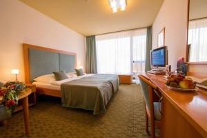 Kuren in Tschechien: Weiteres Wohnbeispiel im Hotel Thermal in Karlsbad Karlovy Vary)