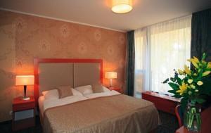 Kuren in Tschechien: Wohnbeispiel im Hotel Thermal in Karlsbad Karlovy Vary
