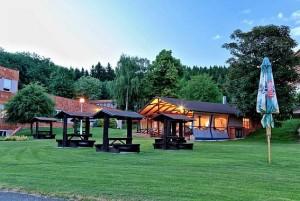 Kuren in Tschechien: Sommerzeit im Hotel Agricola Wellness und Sport Resort in Marienbad Mariánské Lázně