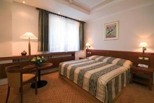 Kuren in Tschechien: Weiteres Wohnbeispiel im Hotel Agricola Wellness und Sport Resort in Marienbad Mariánské Lázně