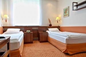 Kuren in Tschechien: Wohnbeispiel im Hotel Agricola Wellness und Sport Resort in Marienbad Mariánské Lázně