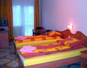Kuren in Polen: Wohnbeispiel im Kurhotel Alga in Swinemünde Swinoujscie