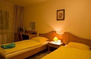 Kuren in Polen: weitere Zimmeransicht im Kurhotel Alga in Swinemünde Swinoujscie