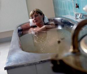 Kuren in Tschechien: Badekuren im Ensana Health Spa Hotel Centrálni Lázne in Marienbad