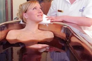 Kuren in Tschechien: Moorkuren im Ensana Health Spa Hotel Centrálni Lázne in Marienbad