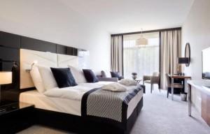 Kuren Polen: Zimmeransicht im Diune Hotel & Resort Kolberg Kolobrzeg Ostsee
