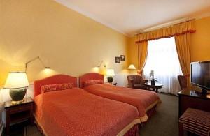 Kuren in Tschechien: Weitere Zimmeransicht im SPA Hotel Dvorak in Karlsbad Karlovy Vary