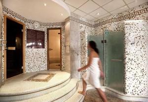 Kuren in Tschechien: Wellnessbereich im SPA Hotel Dvorak in Karlsbad Karlovy Vary