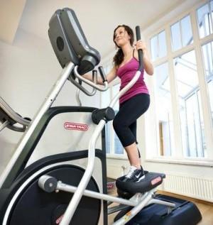 Kuren in Tschechien: Fitnessraum des SPA Hotel Dvorak in Karlsbad Karlovy Vary