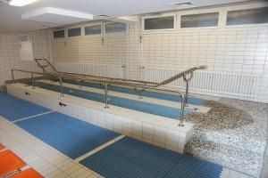 Kuren in Deutschland: Kneippbehandlungen im Gesundheitszentrum Helenenquelle in Bad Wildungen
