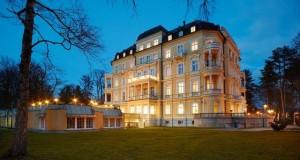 Kuren in Tschechien: Abendinspiration vom Kurhotel Imperial in Franzensbad Frantiskovy Lázne