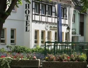 Kuren in Deutschland: Blick auf das Hotel Am Jüdenhof in Heilbad Heiligenstadt