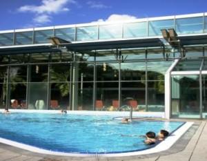 Kuren in Deutschland: Thermalsolebad im Vitalpark in Heilbad Heiligenstadt