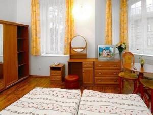 IsergebirgeKuren in Polen: Zimmerbeispiel im Hotel Magnolia 3 in Bad Flinsberg Swieradów Zdrój