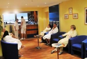 Kuren in der Slowakei: Wellness im Kurhotel Maj in Piestany Pistyan