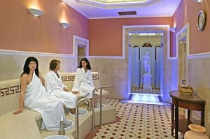 Kuren in Tschechien: Wellness im Danubius Health SPA Resort Nové Lázne in Marienbad