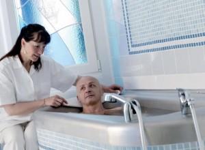Kuren in Tschechien: Behandlung im Danubius Health Spa Resort Grandhotel Pacifik in Marienbad Mariánské Lázně