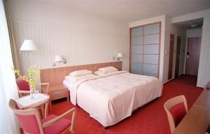 Kuren in der Slowakei: Weiteres Zimmerbeispiel im Kurkomplex Spa Hotel Grand Splendid in Piestany Pistyan