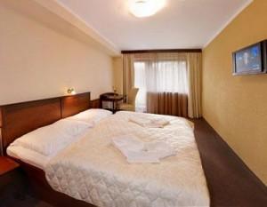 Kuren in der Slowakei: Wohnbeispiel im Hotel Park in Piestany Pistyan