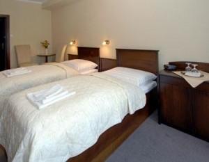 Kuren in der Slowakei: Weiteres Zimmerbeispiel im Hotel Park in Piestany Pistyan