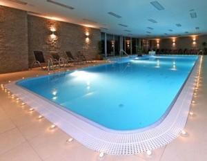 Kuren in der Slowakei: Weiteres Bild des Schwimmbad im Hotel Park in Piestany Pistyan