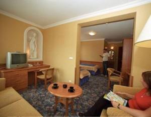 Kuren in Polen: weitere Zimmeransicht im Hotel Polaris 2 in Swinemünde Swinoujscie