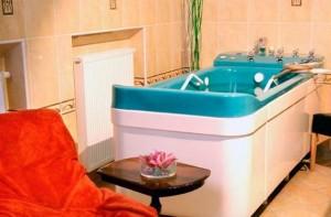 Kuren in Tschechien: Badekuren im Hotel Villa Regent in Marienbad Mariánske Lázne Westböhmen