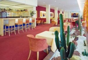 Kuren in Tschechien: Bar des Spa Resort Sanssouci in Karlsbad Karlovy Vary