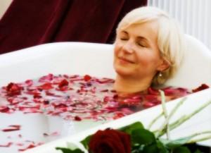 Kuren in Tschechien: Wellnessbad im Spa Resort Sanssouci in Karlsbad Karlovy Vary