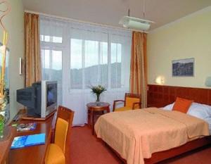 Kuren in Tschechien: Wohnbeispiel im Spa Resort Sanssouci in Karlsbad Karlovy Vary