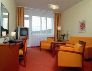 Kuren in Tschechien: Wohnbeispiel Suite im Spa Resort Sanssouci in Karlsbad Karlovy Vary