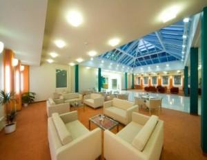 Kuren in Tschechien: Wartezone im Spa Resort Sanssouci in Karlsbad Karlovy Vary