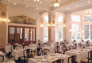 Kuren in der Slowakei: Speisesaal im Thermia Palace Ensana Health Spa Hotel in Piestany Pistyan